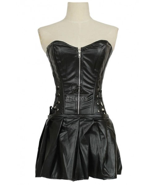 Sexy Women Hollowen Party Black Cosplay Costumes