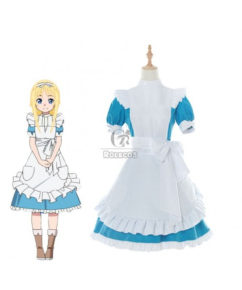 Sword Art Online: Alicization Alice·Synthesis·Thirty Dress Cosplay Costume