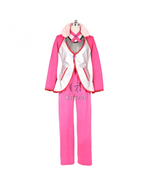 Tiger & Bunny Mitown Seymour Cosplay Costume