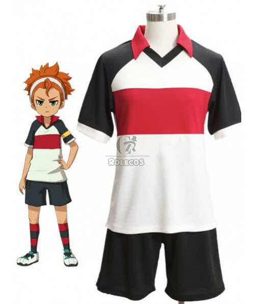 Inazuma Eleven Tianhe Primary Middle School Football Player Cosplay Costume