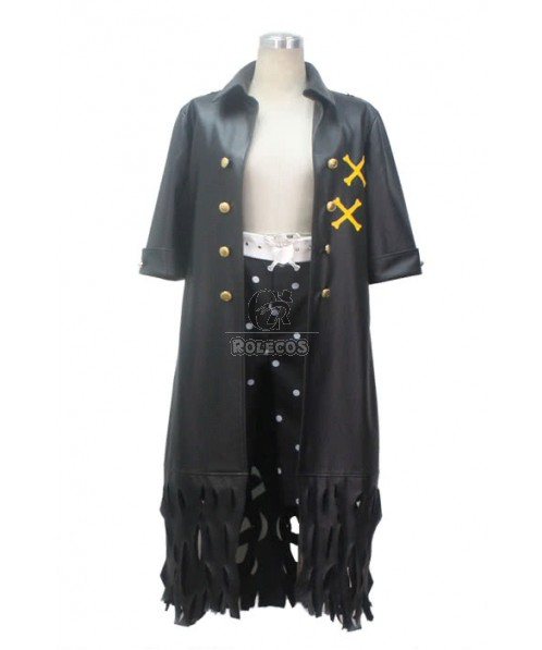 Ao No Exorcist Amaimon Cosplay Costume-made Black Cool Design