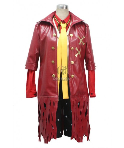 Ao No Exorcist Amaimon Cosplay Costume-made