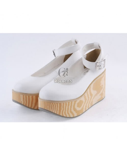 Fashion girl's lolita platform wedge shoes cute nana