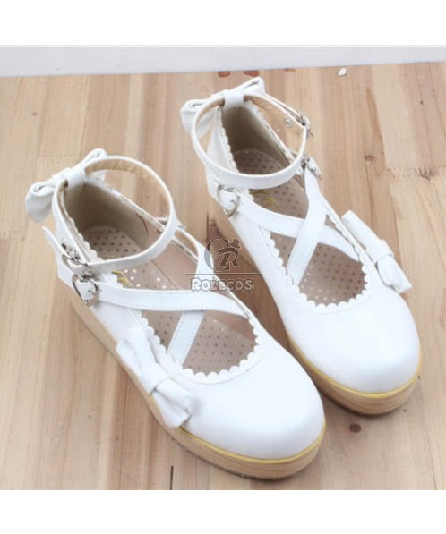 New Arrive Cute Cosplay Princess Shoe Visual Kei KERA Shoes