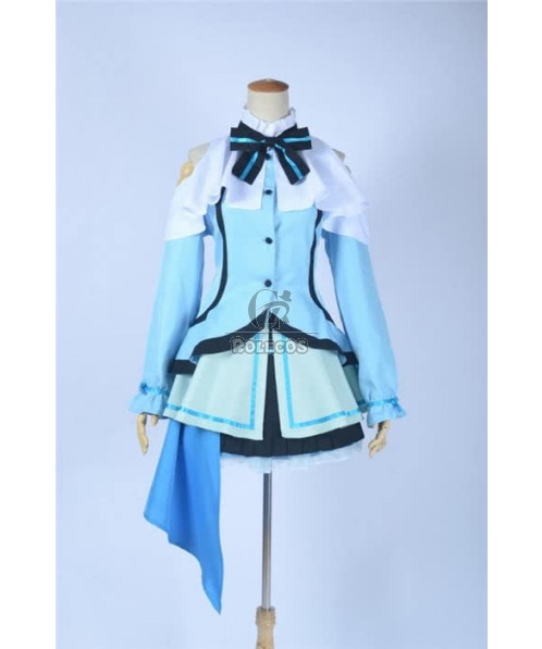 love live! Music Start! Eli Ayase Cosplay Costume