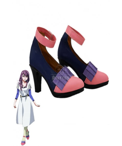 Anime Tokyo Ghoul Rize Kamishiro Cosplay Shoes