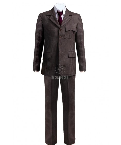 Doctor Who Dalid Tennant Cosplay Costumes