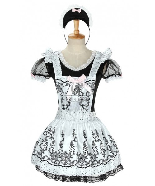 Lovely Lolita Dress Whith Special Pattern