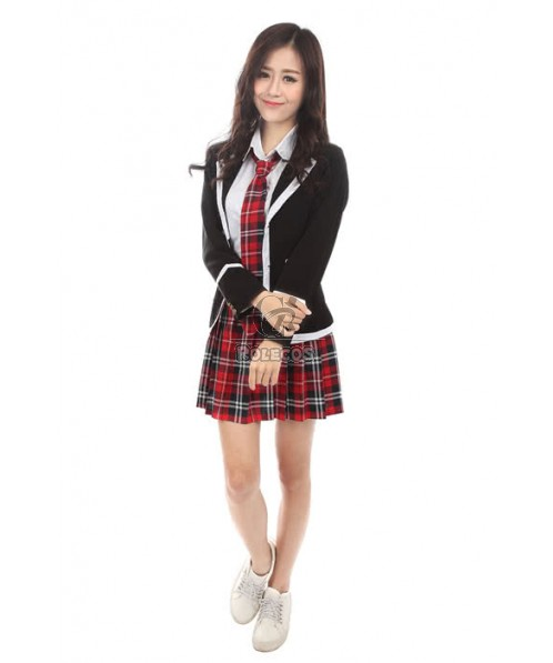 British Academic High School Girls Cosplay Costumes