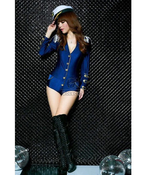 Sexy Uniform Policewoman Costumes Within Temptation