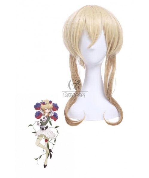 Magical Girl Raising Project Cranberry the Forest Musician Long Cosplay Wigs