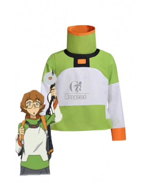 Voltron: Legendary Defender Pidge Anime Cosplay Costumes