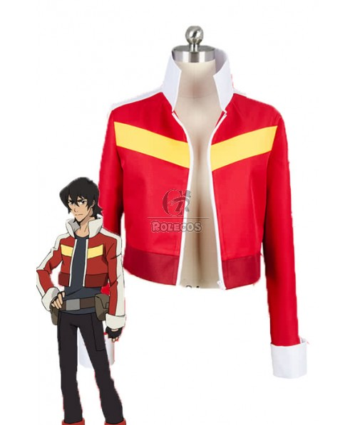 Voltron: Legendary Defender Keith Anime Cosplay Costumes