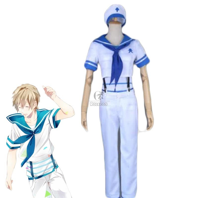 Free Sailor Suit Cosplay Costume Rolecosplay Com Free eternal summer ed rin matsuoka police cosplay costume, for your anime conventions. free sailor suit cosplay costume