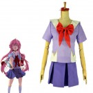 The Future Diary Gasai Yuno School Uniform Cosplay Costume