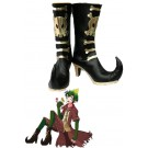 Ao No Exorcist Anime Blue Exorcist Amaimon Cosplay Shoes Boots