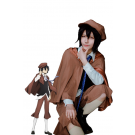 Bungou Stray Dogs Ranpo Edogawa Armed Detective Agency Cosplay Costumes