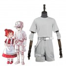 Cells at Work U-1146 White Blood Cell Childhood Cosplay Costumes