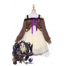 Game SINoALICE Sleeping Beauty Dress Cosplay Costumes