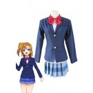 Love Live Kousaka Honoka Cosplay Costume Three Color Bow-kont