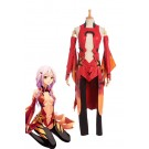 Guilty Crown Inori Yuzuriha Cosplay Costume