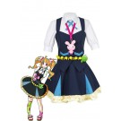 Kiznaiver Nico Niiyama Anime Cosplay Costumes School Uniforms