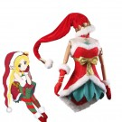 LOL Christmas Jinx Cosplay Costumes