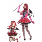 Love Live! Little Devil Costumes Maki Nishikino Anime Cosplay Costumes