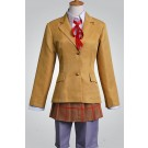 Japanese Anime Prison School Midorikawa Hana Cosplay Costumes school Uniform set