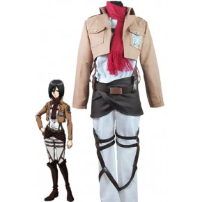 Elroy369Lion Anime Shingeki No Kyojin Mantello Attack on Titan Eren Yaeger Cosplay Party Costume Fancy Role Play