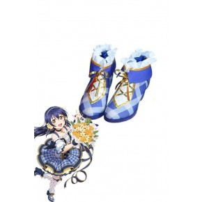 Love Live! Bouquet Awaken Sonoda Umi Cosplay Shoes