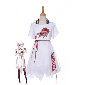 SINoALICE Snow White Dress Game Cosplay Costumes