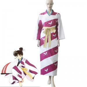 Inuyasha Kagura Cosplay Costume Clothing