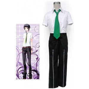 Starry Sky Kinose Azusa School Uniform Cosplay Costum