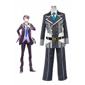 Starry Sky  Kazuki Shiranui School Uniform Cosplay Costume