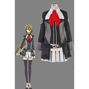 Starry Sky Yahisa Tsukiko Winte School Uniform Cosplay Costume