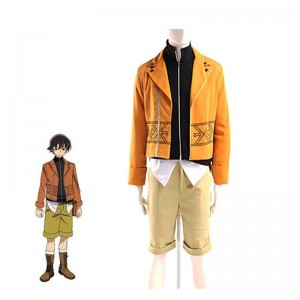 The Future Diary Yukiteru Amano Cosplay Costume Custom Made
