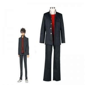 Highschool of the Dead-Fujimi Shobo's High school Men's uniform