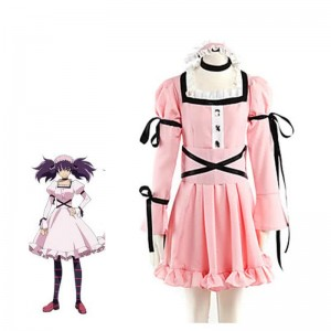 The Future Diary Uryuu Minene Cosplay Costume