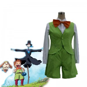 Howel's Moving Castle Markl Cosplay Costume