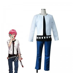 The Future Diary Yuno Gasai Uniform Cosplay Costume