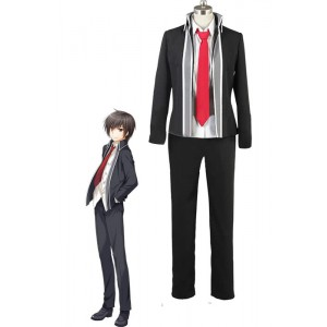 Amagi Brilliant Park The Male Leading Actor Seiya Kanie Cosplay Costume