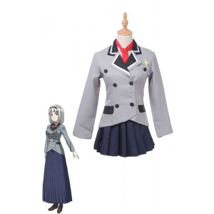 Shimoneta: A Boring World Where the Concept of Dirty Jokes Doesn't Exist Anna Nishikinomiya anime cosplay costumes