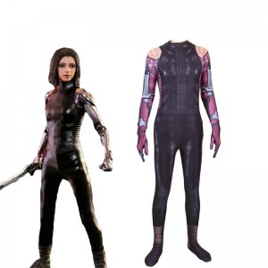 Alita Battle Angel Alita Battle suit Cosplay Costume