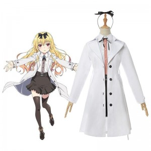 Arifureta From Commonplace to World's Strongest Yue Cosplay Costume
