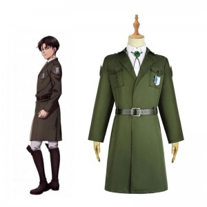 Attack on Titan Scout Regimen Cosplay