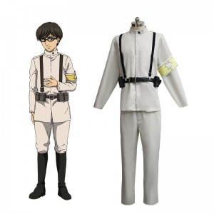 Attack on Titan Udo Cosplay Costume