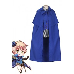 Axis Powers Hetalia Arthur Kirkland Cosplay Costume With Cool Cloak
