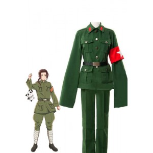 Axis Powers Hetalia China Uniform Cosplay Costumes