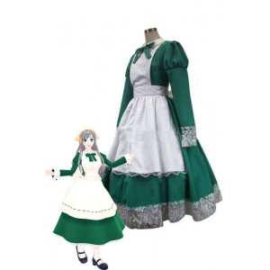 Axis Powers Hetalia Hungary Cosplay Costume Dress
